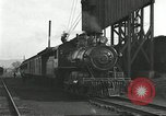 Image of railroad train United States USA, 1922, second 3 stock footage video 65675066764