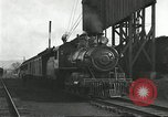 Image of railroad train United States USA, 1922, second 8 stock footage video 65675066764