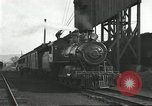 Image of railroad train United States USA, 1922, second 10 stock footage video 65675066764