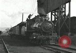 Image of railroad train United States USA, 1922, second 12 stock footage video 65675066764
