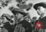 Image of Negro boys at 1930s CCC Camp Hardeeville South Carolina USA, 1939, second 3 stock footage video 65675066765