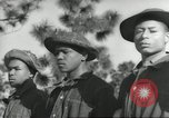 Image of Negro boys at 1930s CCC Camp Hardeeville South Carolina USA, 1939, second 6 stock footage video 65675066765