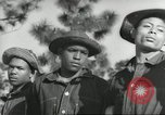 Image of Negro boys at 1930s CCC Camp Hardeeville South Carolina USA, 1939, second 7 stock footage video 65675066765