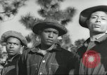 Image of Negro boys at 1930s CCC Camp Hardeeville South Carolina USA, 1939, second 11 stock footage video 65675066765