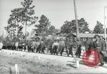 Image of Negro boys at 1930s CCC Camp Hardeeville South Carolina USA, 1939, second 12 stock footage video 65675066765
