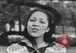 Image of Negro students Nashville Tennessee USA, 1937, second 1 stock footage video 65675066777