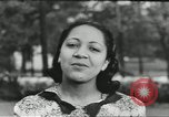 Image of Negro students Nashville Tennessee USA, 1937, second 2 stock footage video 65675066777