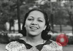 Image of Negro students Nashville Tennessee USA, 1937, second 4 stock footage video 65675066777