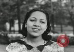 Image of Negro students Nashville Tennessee USA, 1937, second 5 stock footage video 65675066777