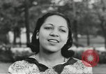 Image of Negro students Nashville Tennessee USA, 1937, second 6 stock footage video 65675066777