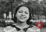 Image of Negro students Nashville Tennessee USA, 1937, second 7 stock footage video 65675066777