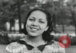 Image of Negro students Nashville Tennessee USA, 1937, second 10 stock footage video 65675066777