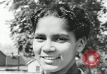 Image of Negro students Nashville Tennessee USA, 1937, second 11 stock footage video 65675066777