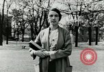 Image of faculty members Charlotte North Carolina USA, 1937, second 2 stock footage video 65675066788