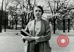 Image of faculty members Charlotte North Carolina USA, 1937, second 4 stock footage video 65675066788
