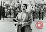 Image of faculty members Charlotte North Carolina USA, 1937, second 6 stock footage video 65675066788