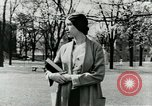 Image of faculty members Charlotte North Carolina USA, 1937, second 7 stock footage video 65675066788