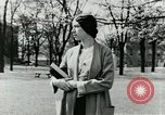 Image of faculty members Charlotte North Carolina USA, 1937, second 8 stock footage video 65675066788