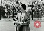 Image of faculty members Charlotte North Carolina USA, 1937, second 9 stock footage video 65675066788
