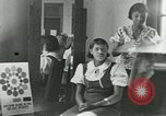 Image of Negro students Charlotte North Carolina USA, 1937, second 2 stock footage video 65675066790