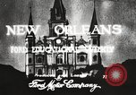 Image of buildings New Orleans Louisiana USA, 1917, second 2 stock footage video 65675066809
