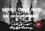 Image of buildings New Orleans Louisiana USA, 1917, second 3 stock footage video 65675066809