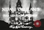 Image of buildings New Orleans Louisiana USA, 1917, second 5 stock footage video 65675066809