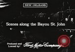 Image of statues New Orleans Louisiana USA, 1917, second 2 stock footage video 65675066811