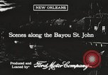 Image of statues New Orleans Louisiana USA, 1917, second 3 stock footage video 65675066811