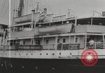Image of ships in New Orleans harbor New Orleans Louisiana USA, 1917, second 10 stock footage video 65675066814