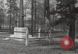 Image of Confederate Soldiers Home and Marietta National Cemetery Atlanta Georgia USA, 1917, second 2 stock footage video 65675066823