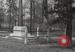 Image of Confederate Soldiers Home and Marietta National Cemetery Atlanta Georgia USA, 1917, second 4 stock footage video 65675066823