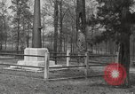 Image of Confederate Soldiers Home and Marietta National Cemetery Atlanta Georgia USA, 1917, second 5 stock footage video 65675066823