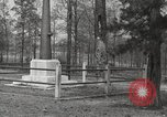 Image of Confederate Soldiers Home and Marietta National Cemetery Atlanta Georgia USA, 1917, second 6 stock footage video 65675066823