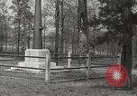 Image of Confederate Soldiers Home and Marietta National Cemetery Atlanta Georgia USA, 1917, second 7 stock footage video 65675066823