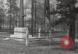 Image of Confederate Soldiers Home and Marietta National Cemetery Atlanta Georgia USA, 1917, second 8 stock footage video 65675066823