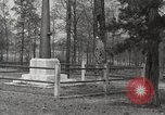 Image of Confederate Soldiers Home and Marietta National Cemetery Atlanta Georgia USA, 1917, second 9 stock footage video 65675066823