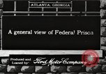 Image of Early images of Federal Prison Atlanta or United States Penitentiary Atlanta Georgia USA, 1917, second 1 stock footage video 65675066824