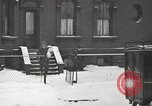 Image of commercial laundry equipment and operations early 20th century Chicago Illinois USA, 1917, second 5 stock footage video 65675066829