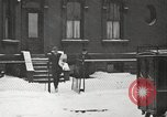 Image of commercial laundry equipment and operations early 20th century Chicago Illinois USA, 1917, second 6 stock footage video 65675066829