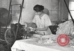 Image of shirts ironed and mended Chicago Illinois USA, 1917, second 2 stock footage video 65675066830