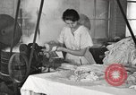 Image of shirts ironed and mended Chicago Illinois USA, 1917, second 3 stock footage video 65675066830