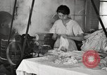 Image of shirts ironed and mended Chicago Illinois USA, 1917, second 4 stock footage video 65675066830
