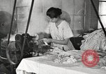 Image of shirts ironed and mended Chicago Illinois USA, 1917, second 5 stock footage video 65675066830