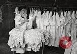 Image of shirts ironed and mended Chicago Illinois USA, 1917, second 9 stock footage video 65675066830