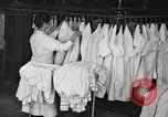 Image of shirts ironed and mended Chicago Illinois USA, 1917, second 10 stock footage video 65675066830