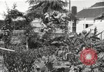 Image of Horticulturalist Luther Burbank and his experimental gardens Santa Rosa California USA, 1917, second 1 stock footage video 65675066832