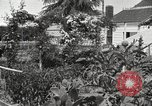 Image of Horticulturalist Luther Burbank and his experimental gardens Santa Rosa California USA, 1917, second 4 stock footage video 65675066832