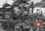 Image of Horticulturalist Luther Burbank and his experimental gardens Santa Rosa California USA, 1917, second 7 stock footage video 65675066832