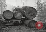 Image of lumbering United States USA, 1917, second 2 stock footage video 65675066833